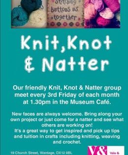 Knit, Knot & Natter