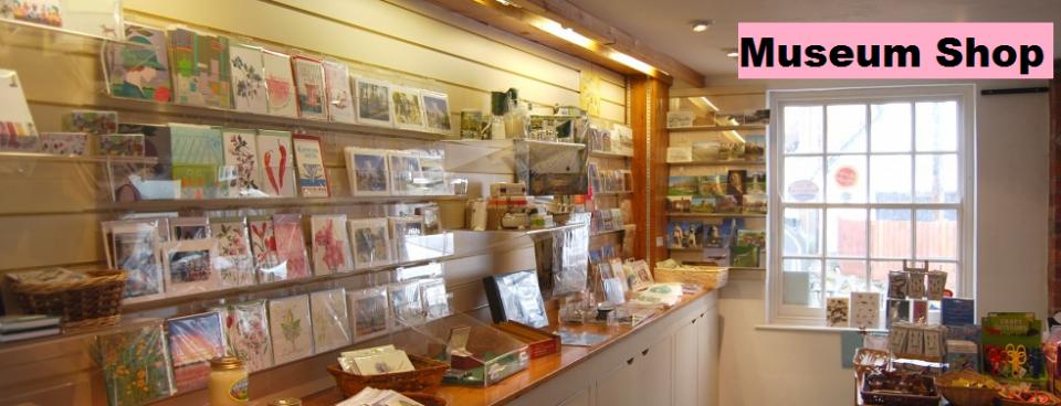 Shop and Café