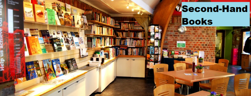Bookstore and Garden