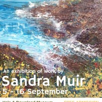 Sandra Muir Exhibition
