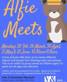 Alfie Meets..