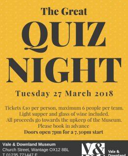 The Great Quiz Night