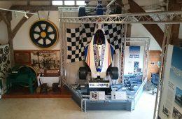 Formula 1 Display