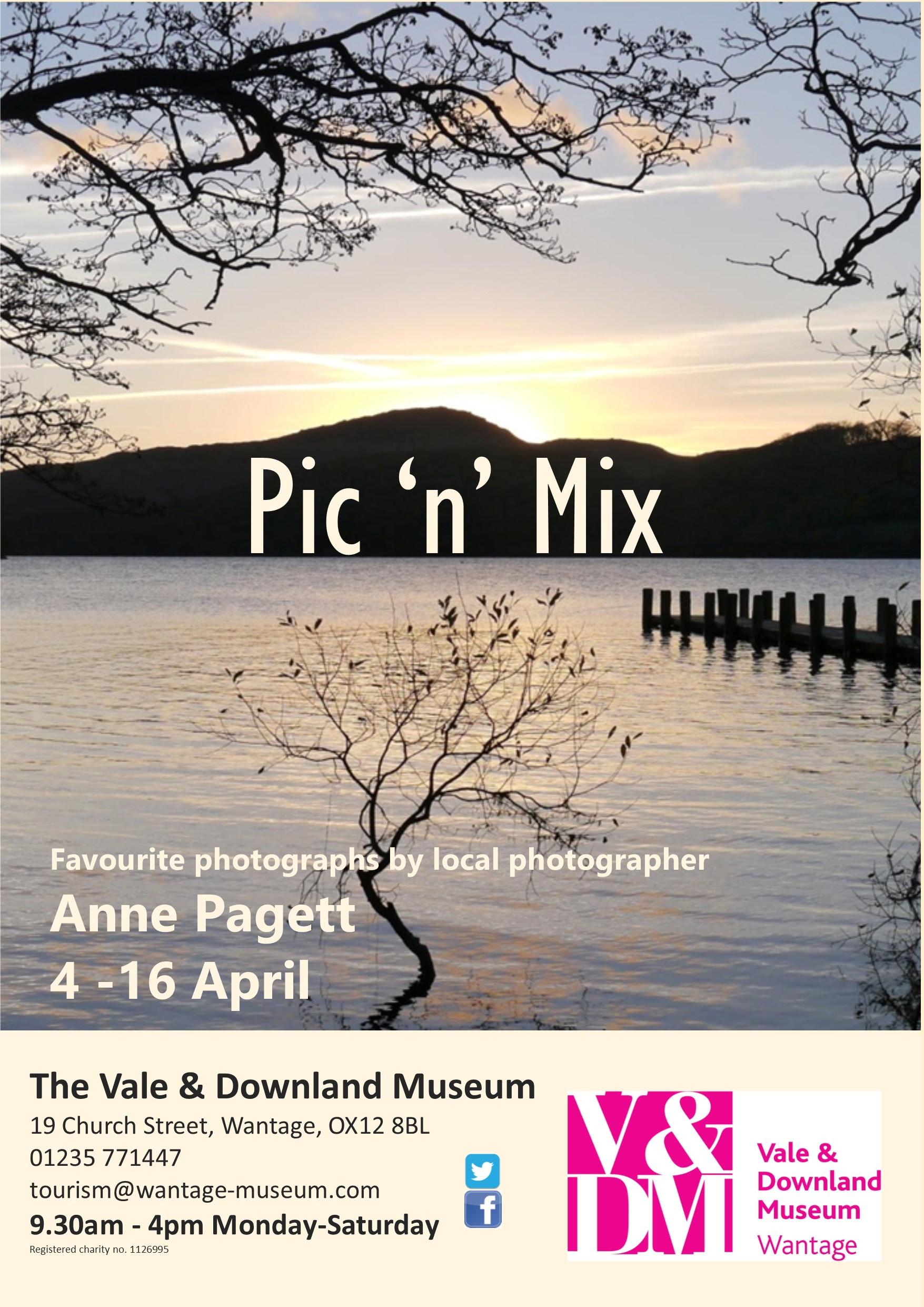 Exhibition of photographs by Anne Pagett at Vale & Downland Museum